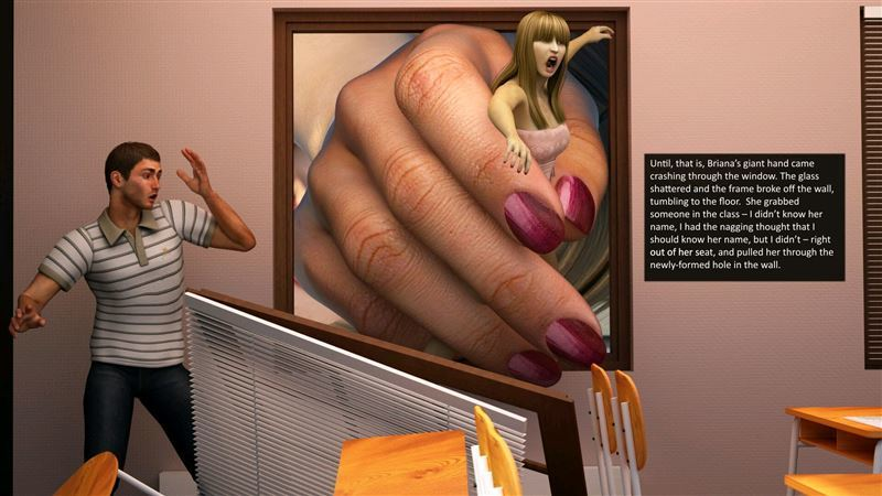 RedFireDog – Overly Attached Giantess 3