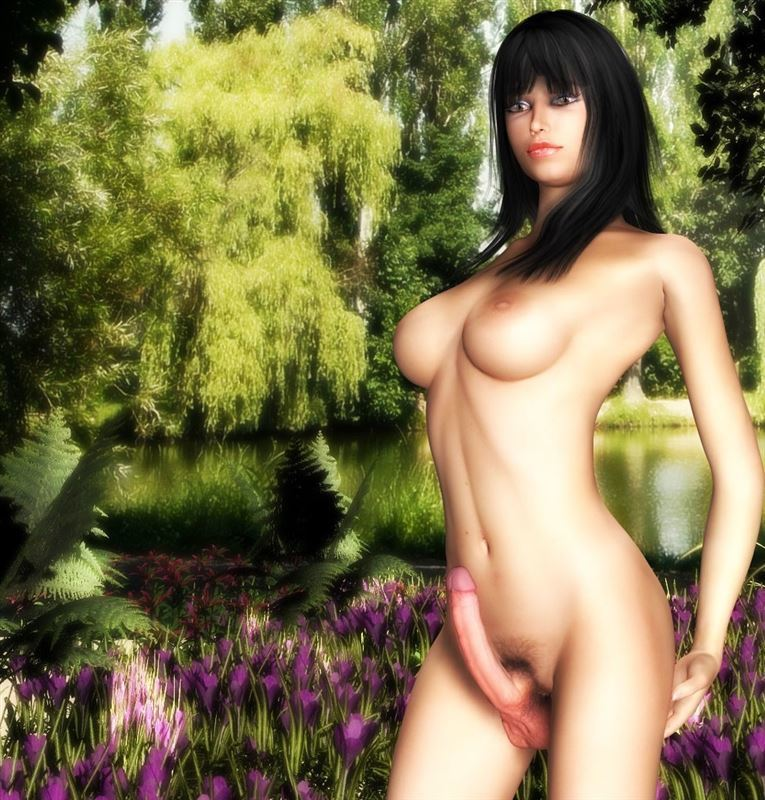 futa siterip collection from 3dshemalez