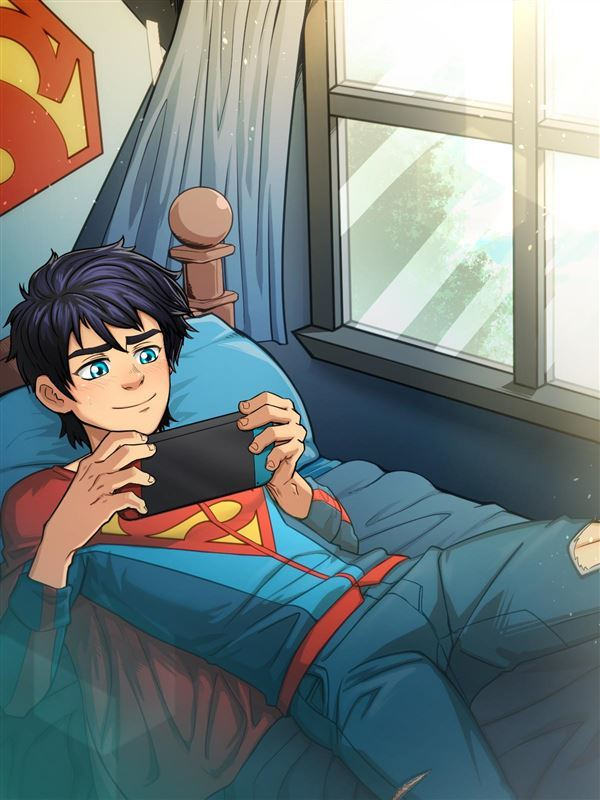 [Suiton00] Super Sons – Damian X Jon #1-2