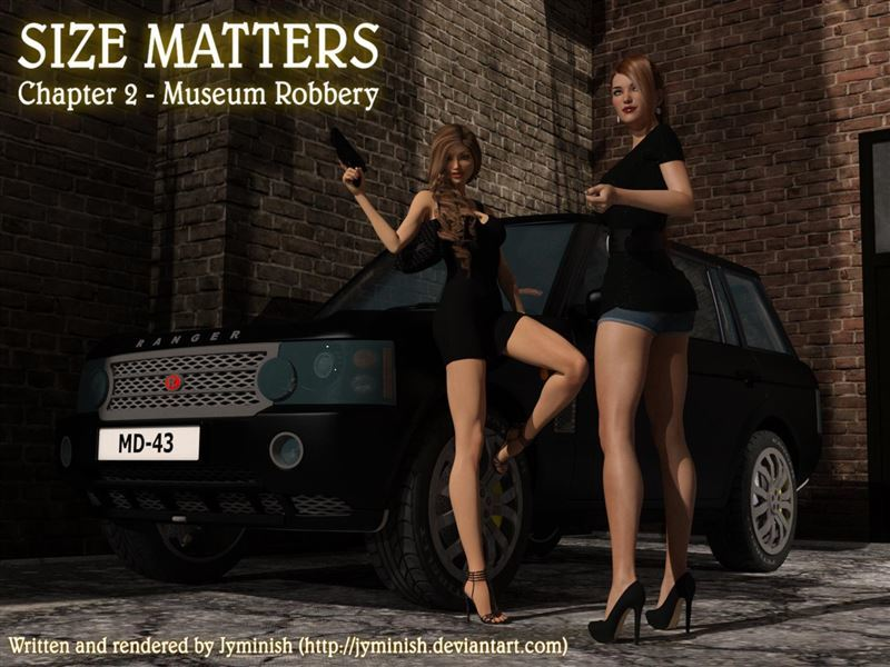 Jyminish – Size Matters Chapter 2 – Museum Robbery
