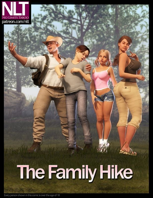 NLT Patreon Family Hike