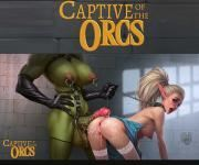 Captive of the Orcs