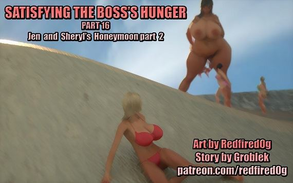Redfired0g – Satisfying The Boss Hunger Part 16