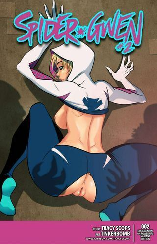 Tracy Scops Spider-Gwen 2 (Spider-man)
