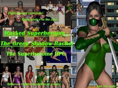 The Green Shadow Rachel by combin ation eng