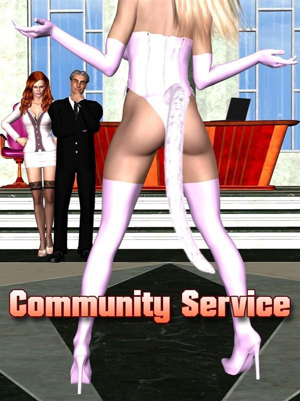 Community service 1 by HappenStance