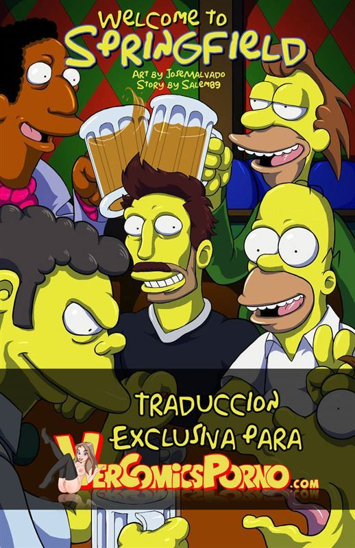 Simpsons Porn parody from Jose Malvado – Welcome to Springfield (Spanish) Update