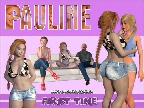 PigKing – Pauline – First Time