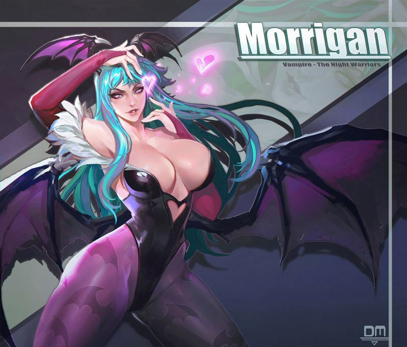 New Morrigan art vol11