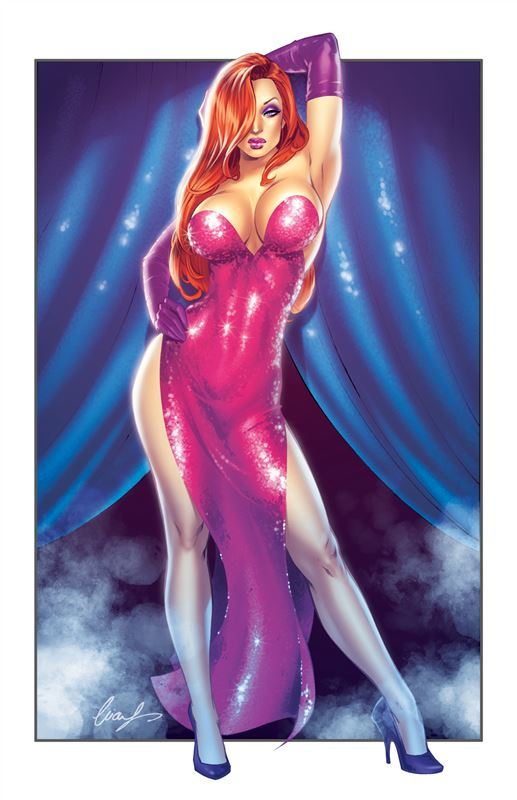 Various Artists Jessica Rabbit and Friends