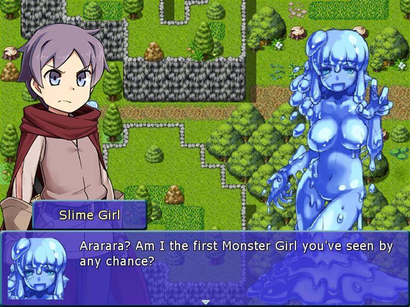 Monster Hentai Girl Pov