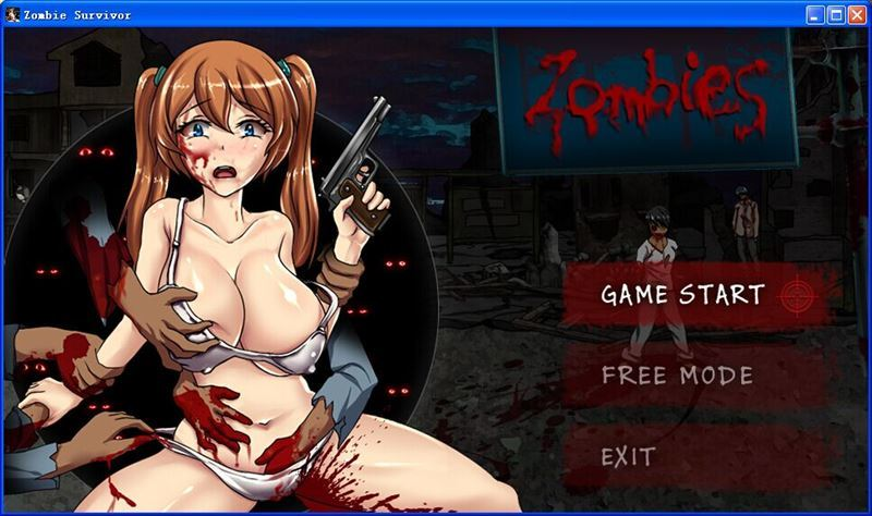 Flowing clouds – Zombie Surviver (eng)