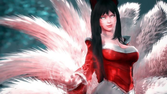 Studio FOW Ahri Huntress of Souls 2017 ENG