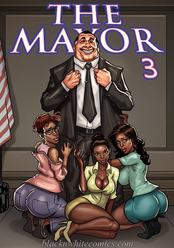 BlackNWhiteComics – The Mayor part 3