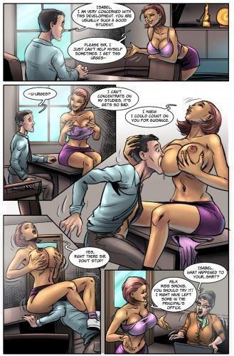 milf porno comic