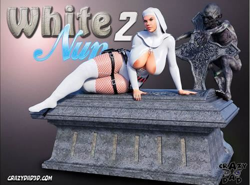 White Nun 2 – CrazyDad3D