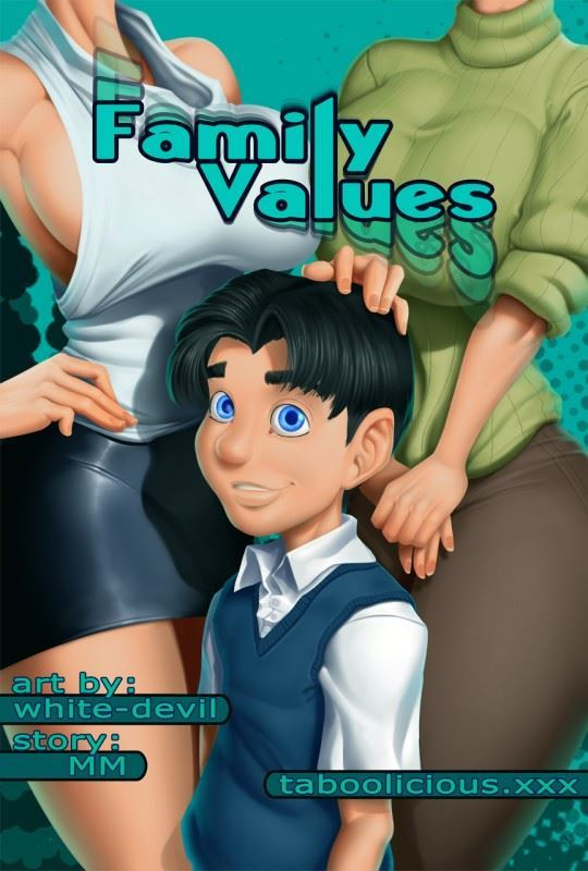 Taboolicious – Family Values 1-2 Parts Complete