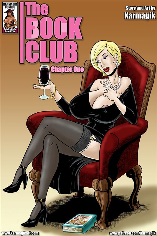 Karmagik The Book Club Chapter 1-4