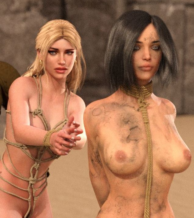 Vico4444 – Terror in the roman arena, slave and princess ( Ongoing )
