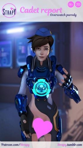 Strapy – Tracer cadet report (Overwatch)