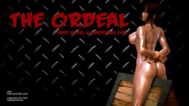 Honey select The Ordeal Eeriens Fall PART 4