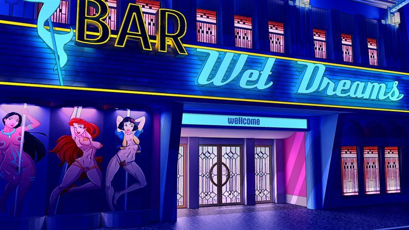 "Bar ""Wet Dreams"" Version 1.0 by BRO FOX"