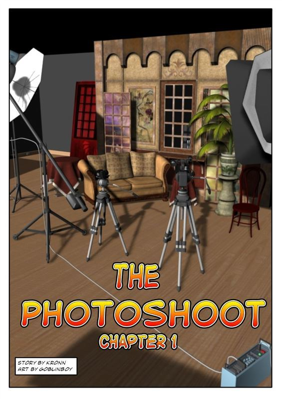 Goblinboy – The Photoshoot 1-4 (Complete)