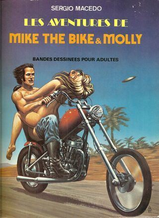 Macedo Les aventures de Mike the Bike & Molly [French]