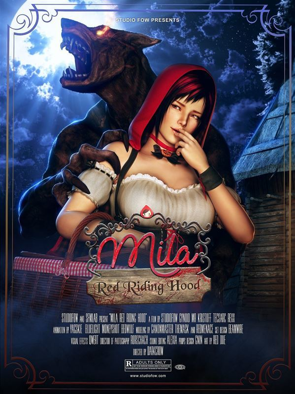 [Studio-Fow] Mila Red Riding Hood – Dead or Alive