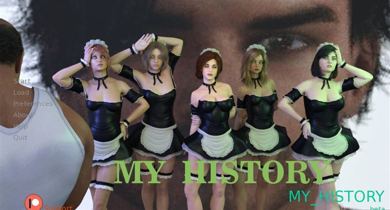 My History v.Beta test by Fanmixer