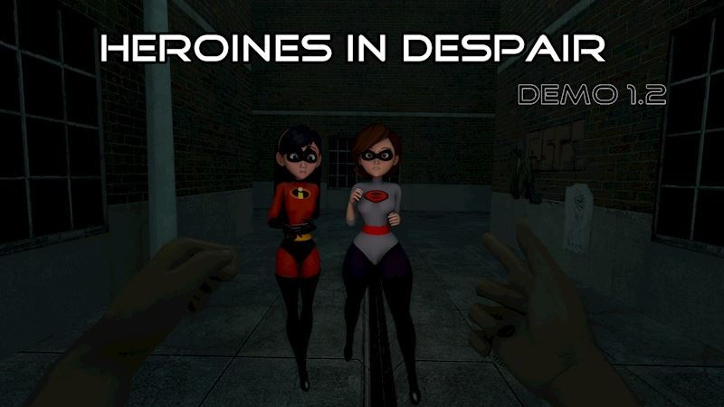 Heroines in Despair Demo 1.2 by NY Animations