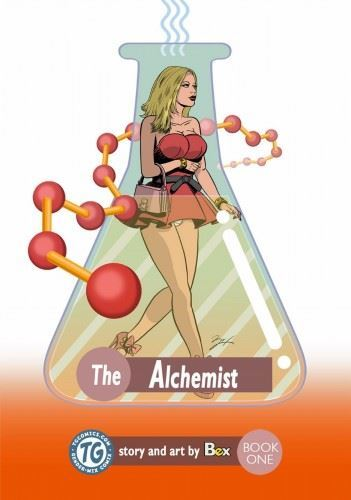 TGComics – The Alchemist 01