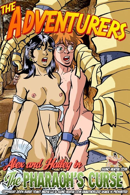 [Sumo Hentai] The Adventurers #1 – Alex and Hailey in the pharaoh's curse