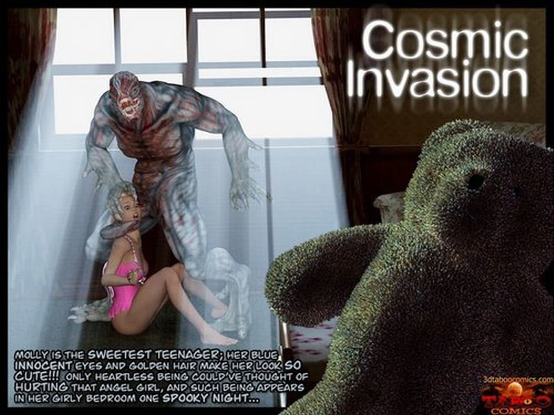 Taboocomics – Cosmic Invasion