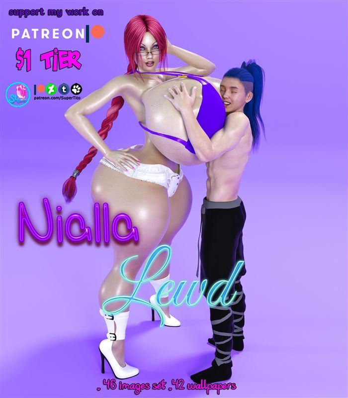 SuperTito – Nialla Naughty Lewd