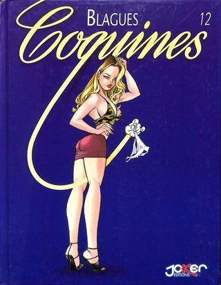 Gurcan Gursel – Blagues Coquines Volume 12 [French]