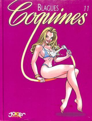 Gurcan Gursel – Blagues Coquines Volume 11 [French]
