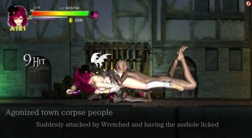 Kairi soft - Guilty Hell: White Goddess and the City of Zombies v1.1 - English