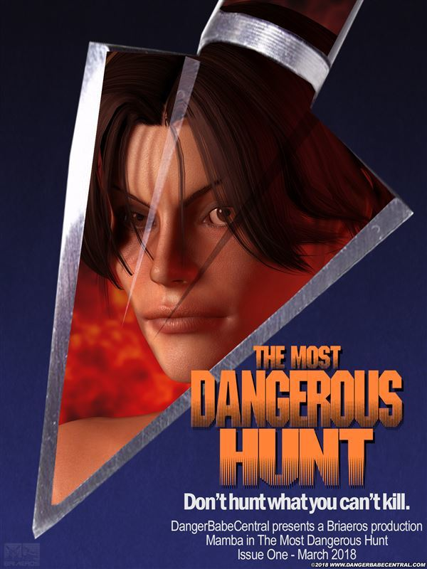 DangerBabeCentral – Mamba – The Most Dangerous Hunt