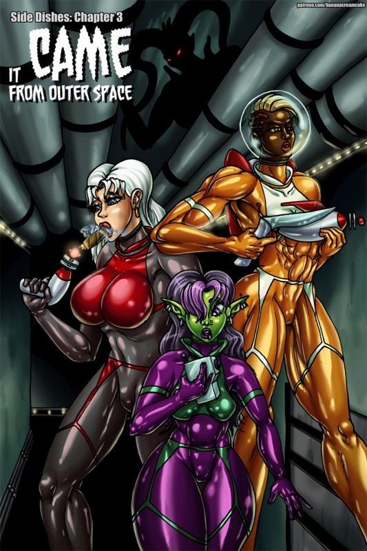 Transmorpher DDS – Side Dishes Chapter 3 art by Patreon