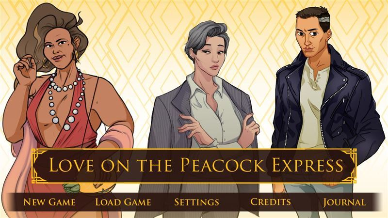 Love on the Peacock Express v 1.0.2 – Trainmilfsgame