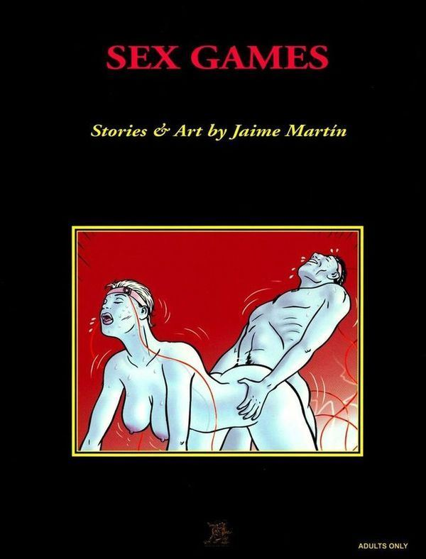 [Jaime Martin] Sex Games