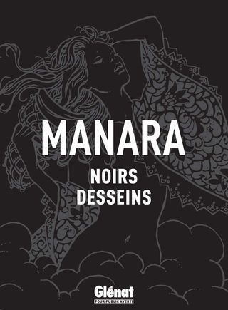 Manara Noirs desseins (French)