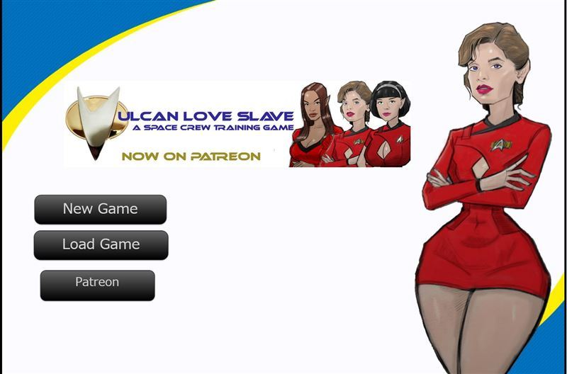Vulcan Love Slave Episode 1 alpha v0.1 by Captain N the Gamemaster