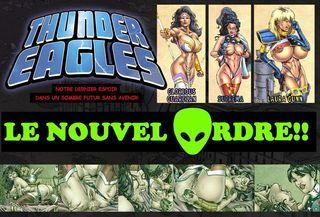 Eric Logan III Thunder Eagles – Le Nouvel Ordre (French)