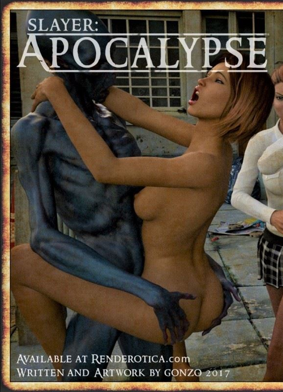 Slayer Apocalpyse Episode 01 The Fall by Gonzo