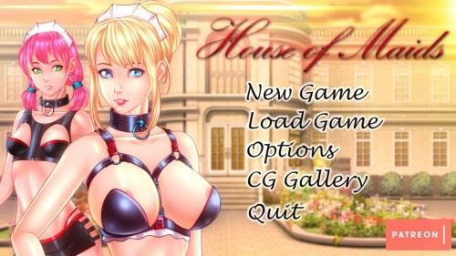 House of Maids v0.2.4 from Dark Cube