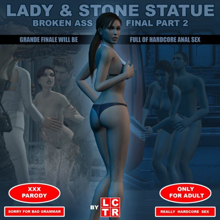 Lady & Stone Statue – Broken Ass 03 – Final Part Chapter 3 by LCTR