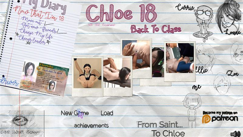 Chloe18 – Back To Class Version 0.22 by GDS