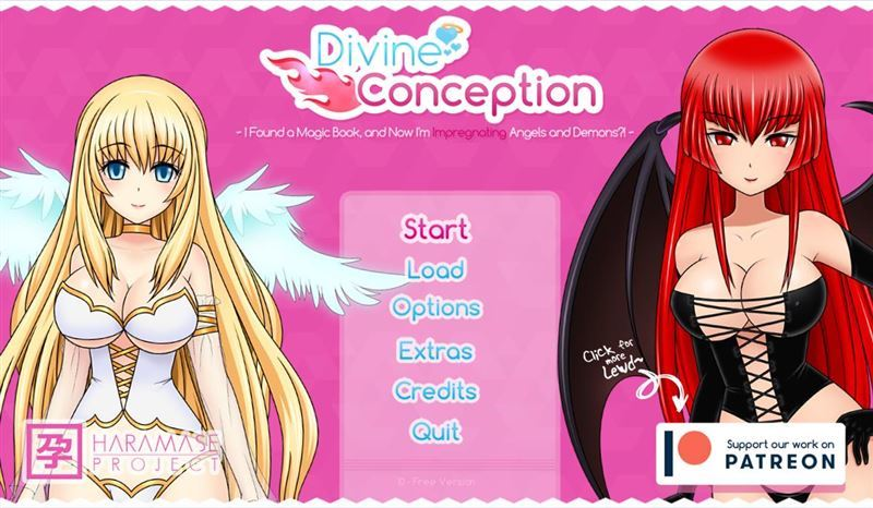 Divine Conception Version 0.1.0 by Haramase Project